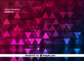 Geometric Abstract Shinny Background Design