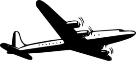 Propellor Airliner