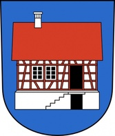 House Building Home Wipp Hausen Am Albis Coat Of Arms