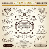 European-style lace pattern elements 01