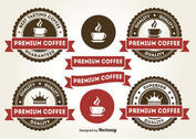 Premium Coffee Badges
