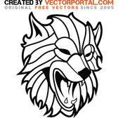 RABID WOLF VECTOR GRAPHICS.eps