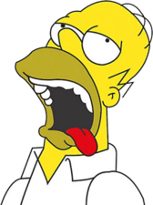 The Simpsons Homer 2 PSD