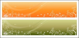 Vector fantasy background material - fashion pattern-2
