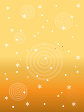 Snow Star Background PSD