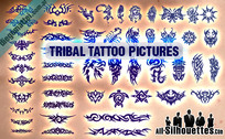 52 tribal Tattoo Bilder