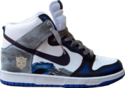 Nike Dunks Transformer PSD
