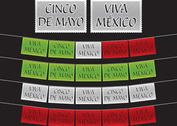 Cinco de Mayo Banners Decoration