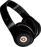 Black Beats by Dre PSD