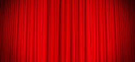 PSD Curtain Background