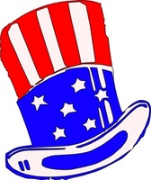 Uncle Sams Hat Clothing
