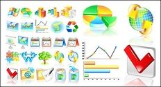 Financial Statistics categories icon
