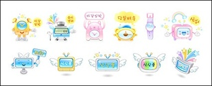 Electronics Products cute icon