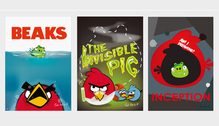 Angry Birds Movie Posters