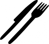Fork Knife Silverware
