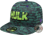 the hulk fited hat PSD