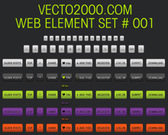 Web Element Set