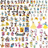 Disney Cartoon Vector material set