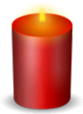 Candle PSD