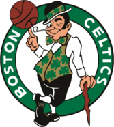 Boston Celtics 2013-14 Logo PSD