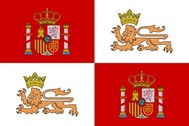 Tobias Historic Flag Of The Spain Royal Navy