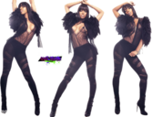 kelly rowland Pack PSD