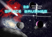 Space Brushes Collection