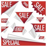 sales decorative icon