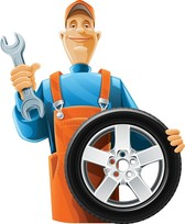 Vector Maintenance Man