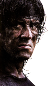 The One and Only - JOHN RAMBO! PSD