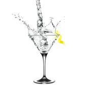 Cup of vodka PSD