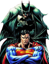 Batman and Superman PSD
