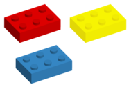 Lego Brick Vector Art