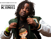 WALE (letterman jacket) PSD