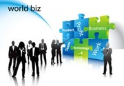 Stock Ilustrations World Business