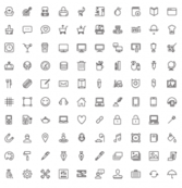 Streamline Icons: 100 Free iOS7 Icons