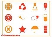 Icons Graphics Set