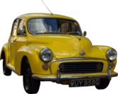 YeLLoW ViNtAgE CaR PSD