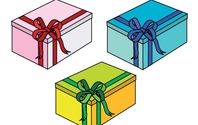 Gift Boxes Gift Boxes Present