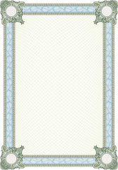 Classic Pattern Border Security 02- Vector Material Classic Security Lines Lines