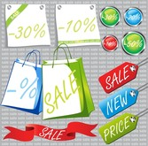 Promotional Sale Tag