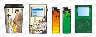 Japanese Wind Vector Graphic Goods