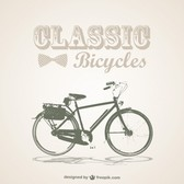 Classic bycicle
