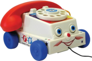 Fisher Price Chatter Telephone PSD