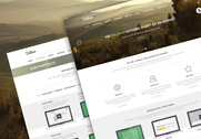 Deliver - Free PSD theme EXCLUSIVE