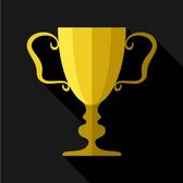 TROPHY ICON VECTOR.eps