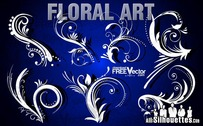 7 Free floral