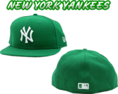 Green NY Fitted PSD
