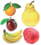 Wed Fruit Weight Material Element Arrow Image