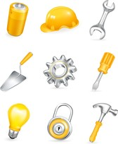 Vector Common Household Tools